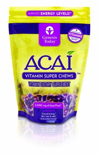 Genesis Aujourd'hui Acai Vitamine
