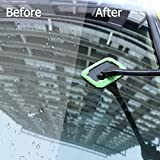 XINDELL Window Windshield Cleaning Tool Microfiber