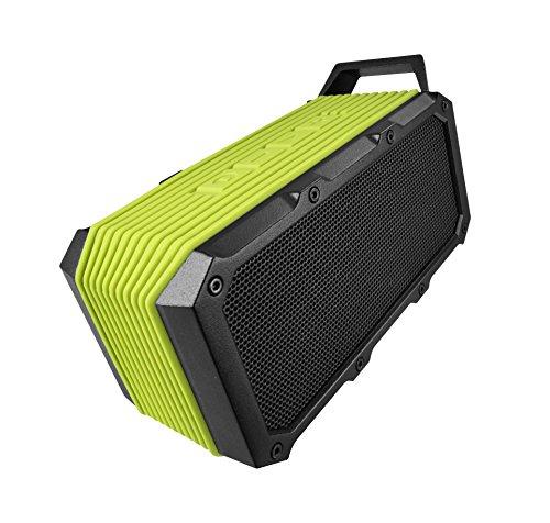 Divoom DV-ONGO-GREEN Voombox-Ongo Wireless Bluetooth Speaker (Green)