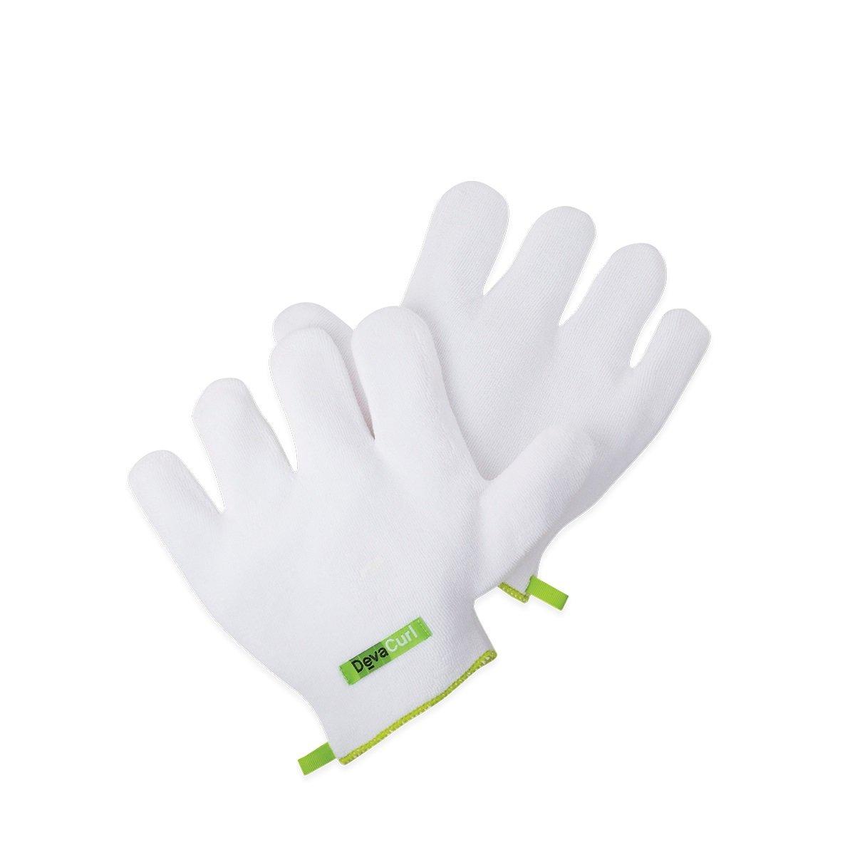 DevaCurl DevaGloves, Anti-Frizz Microfiber Hair Drying Gloves