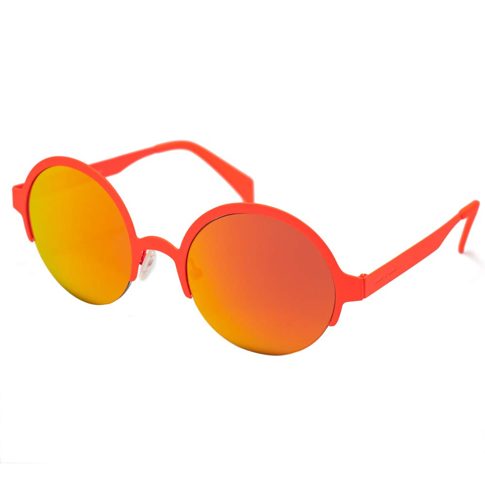 Red 51 Rojo Italia Independent Unisex Adults/' 0027-055-000 Sunglasses