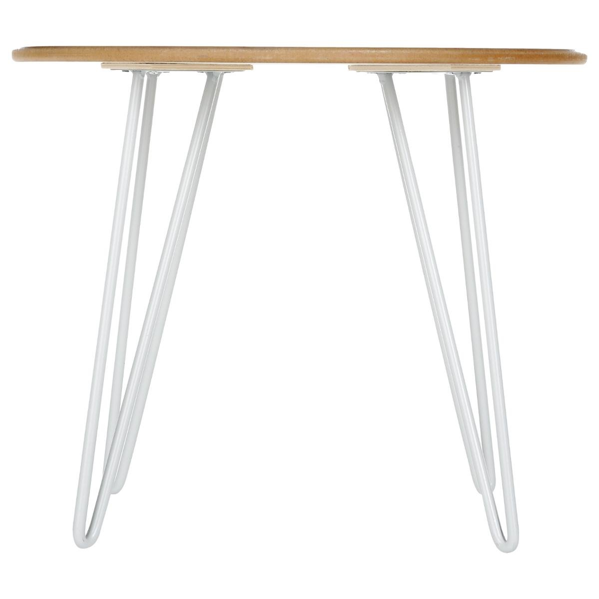 Esprit Coloris Blanc Scandinave Atmosphera Table Design Basse Rj3q54AL