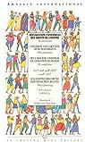 Déclaration universelle des droits de l'Homme par international