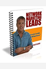 How to Create Network Marketing Leads with Post Cards (Network Marketing/MLM Lead Generation Book 5) Kindle Edition