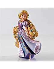 Enesco - Disney Showcase Figurina Rapunzel, Resina, 14 x 9.5 x 20.3 cm (Enesco 4037523)
