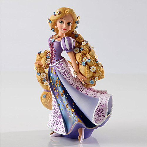 Enesco 4037523 Disney Showcase Rapunzel Couture de Force Princess Stone Resin Figurine from Enesco