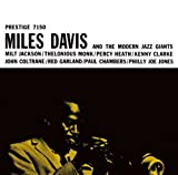 MILES DAVIS AND THE MODERN JAZZ GIANTS(ltd.)