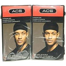 Goody Ace Stocking Cap, Black, 2 Count