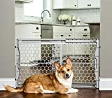 Carlson Easy Fit Plastic Adjustable Extra Wide Pet Gate