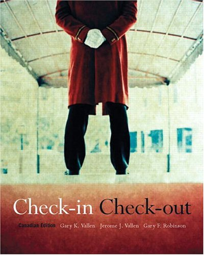 Check in Check Out ebook