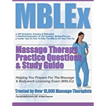 MBLEx Massage Therapy Practice Questions & Study Guide