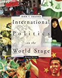 img - for International Politics on the World Stage with PowerWeb book / textbook / text book