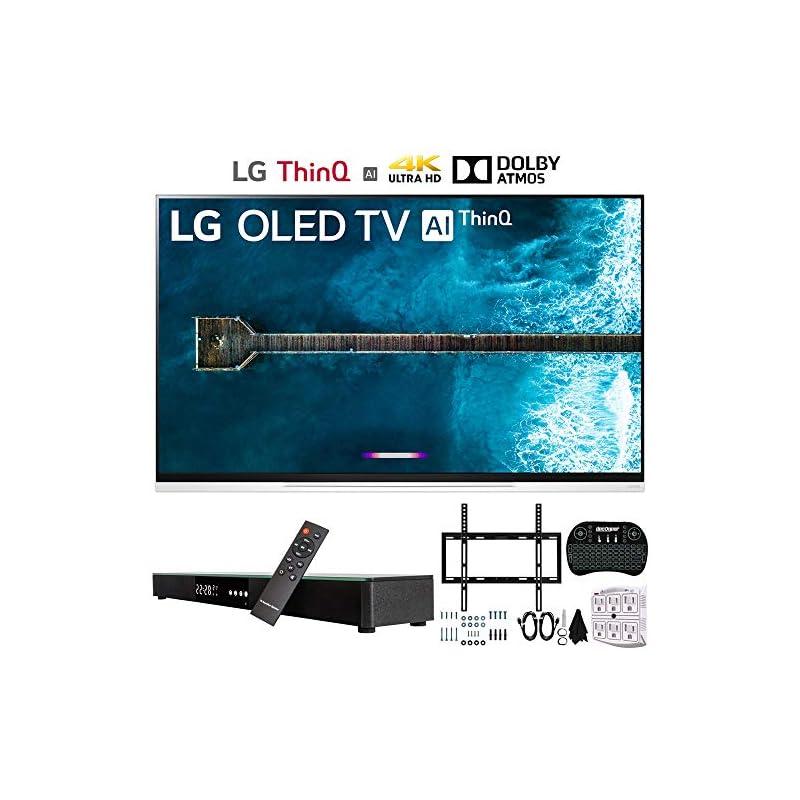 """LG OLED65E9 65"""" E9 4K HDR OLED Glass Sma"""