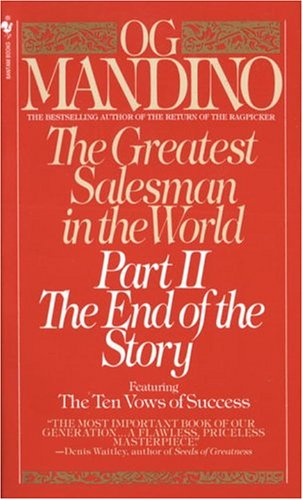 Books : The Greatest Salesman in the World, Part 2: The End of the Story