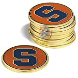 NCAA Syracuse Orange - 12 Pack Ball Markers