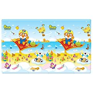 Amazon Com Parklon Soft Playmat Pororo Alphabet