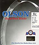 "Olson Band Saw Blade Hard Edge 93-1/2 "" Long X 1/8 "" W 14 Tpi"