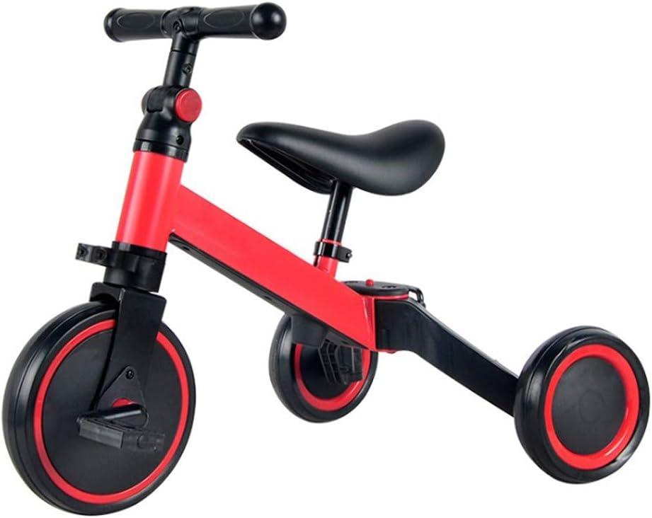 DODOBD Tricilos para Niños,2 en 1 Un Bici polivalente, Triciclo ...
