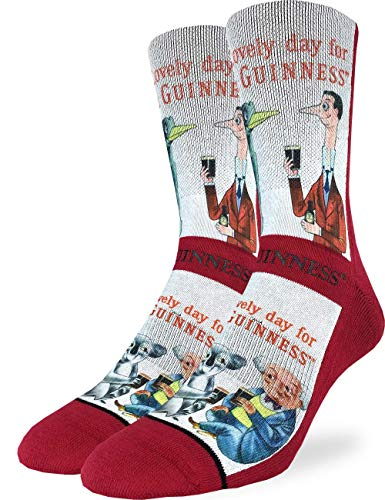 - Good Luck Sock Men's Lovely Day for a Guinness Koala Socks - Shoe Size 8-13