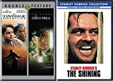 Stephen King Horror DVD Bundle - The Shining, The Shawshank Redemption & The Green Mile 3-Movie Triple Feature Set