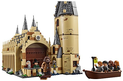 51Y1V7jwpXL - LEGO 6212644 75954 Harry Potter Hogwarts Great Hall Building Kit, 878 Pieces