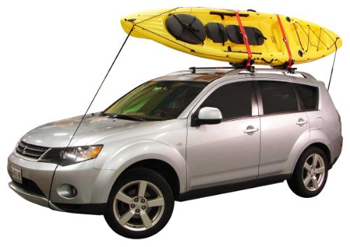 Amazon.com : Malone J Pro 2 J Style Universal Car Rack Kayak Carrier With  Bow And Stern Lines : Automotive Kayak Racks : Sports U0026 Outdoors