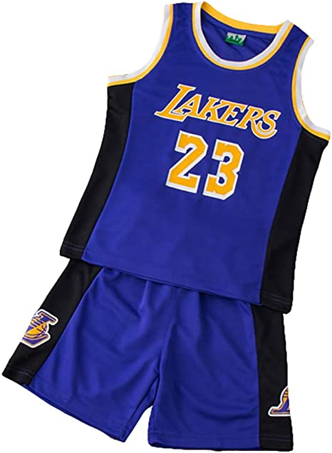 Kobe Bryant # 24 Los Angeles Lakers # 23 James Adulta Camiseta De ...