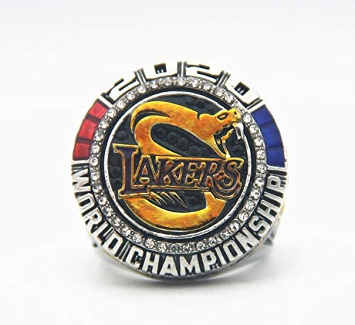Amazon Com N H 2020 La World Championship Rings With Box Leblanc 23 James Champions Lakers Ring Gifts For Mens Women Kids Fathers Sports Outdoors
