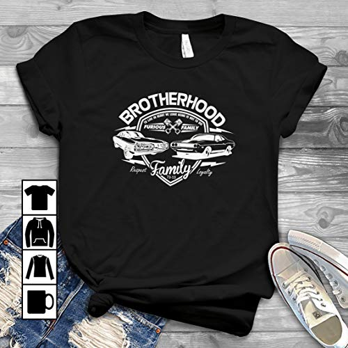 Brother Brotherhood family T Shirt Long Sleeve Sweatshirt Hoodie Youth