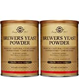 Solgar Brewer's Yeast Powder 14 oz 2pk