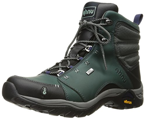 Ahnu Women's Montara Waterproof Boot,Muir Green,8.5 M - Outlet San Diego Center