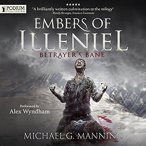 Betrayer's Bane Audiobook