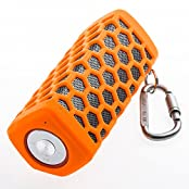 Portable Hi-fi Wireless Bluetooth Speaker Waterproof with Power Bank Built-in 7000mAh Rechargeable Battery 20...