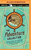 img - for The Adventure Collection: Treasure Island, The Jungle Book, Gulliver's Travels, White Fang, The Merry Adventures of Robin Hood (The Heirloom Collection) book / textbook / text book