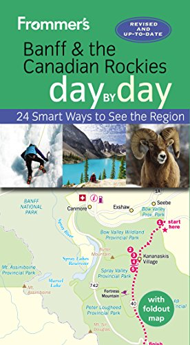 Frommer's Banff and the Canadian Rockies day by day (Best Hikes In Jasper)