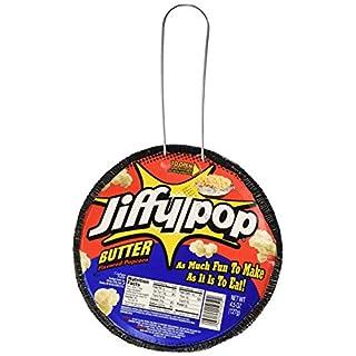 Jiffy Pop Butter Popcorn, 4.5 oz (Pack of 3) - SET OF 4