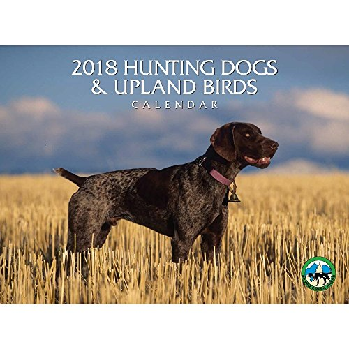 2018 Hunting Dogs Calendar