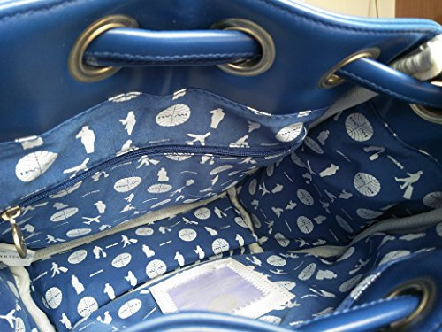 Pan Am Women Original Retro Vintage Cinch Bag by PANAM (Image #4)