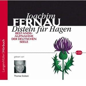 Disteln für Hagen. Vol. 1 Hörbuch
