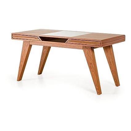 Amazon.com: Nova Domus Soria Desk: Kitchen & Dining