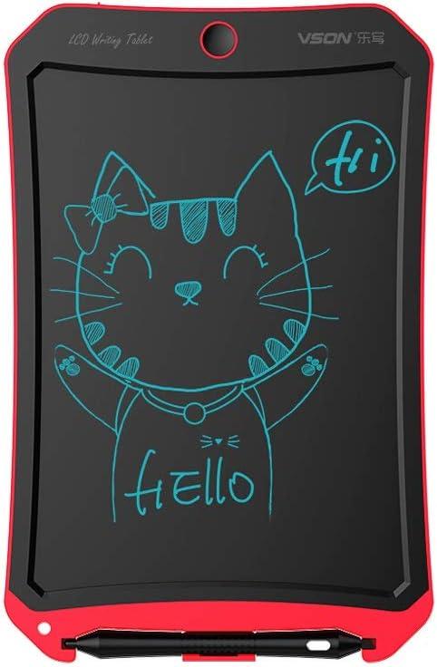Moerc Oficina de la Junta de cristal líquido LCD de la tableta hijos de Graffiti pequeño dibujo caliente de Escritura de regalo Venta de 8,5 pulgadas Doodle Kids Gráficos cojín for niños
