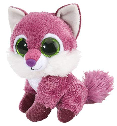 Beanie Boo Stuffed Animals (Wild Republic Fox Plush Toy, Stuffed Animal, Plush Toy, Raspberry L'il Sweet & Sassy)