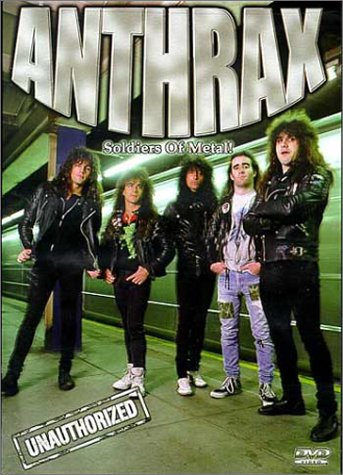 Anthrax - Soldiers Of Metal DVD