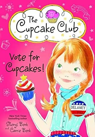 book cover of Vote for Cupcakes!