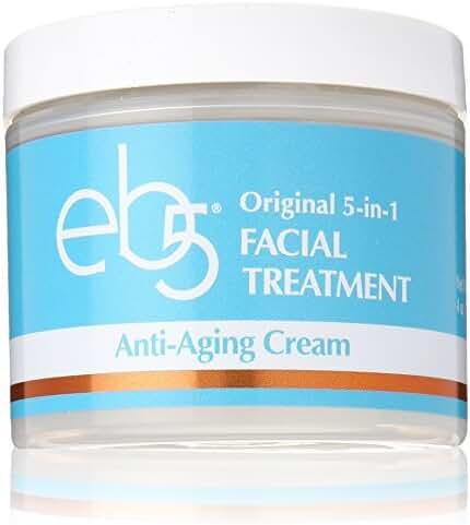 eb5 Intense Moisture Anti-Aging Skin Care Cream, 4 oz