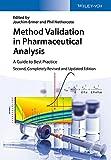 Method Validation in Pharmaceutical Analysis, , 3527335633