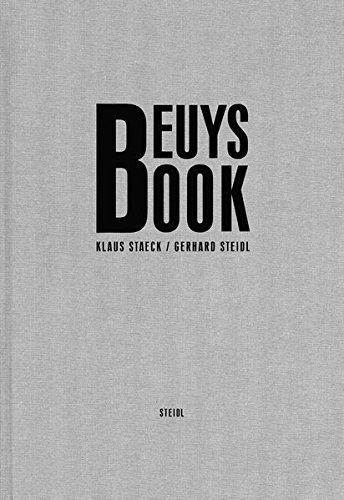 Klaus Staeck & Gerhard Steidl: Beuys Book