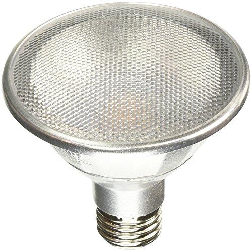Bulbrite LED13PAR30S/FL40/827/WD 50W Halogen Equivalent - Medium (E26) Base - Flood - 13W Dimmable Wet Rated Outdoor/Indoor LED PAR30 Short Neck Reflector Bulb, Warm White