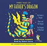 Three Tales of My Father's Dragon [Audio CD]