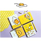Sanrio Gudetama Lazy Egg Handy Ruled Notebook Note Pad 1pc